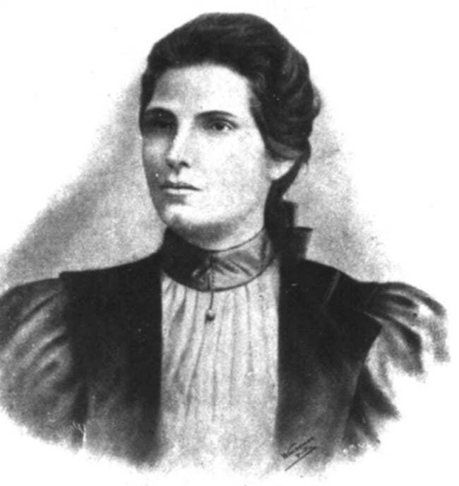A baiana Leolinda Daltro é precursora do feminismo no Brasil no século 19. Engajada na causa indigenista, separou-se do marido e viajou pelo interior do Brasil pregando a integração das populações indígenas por meio da educação laica. Foi escorraçada de Uberada, em MG, aos gritos de