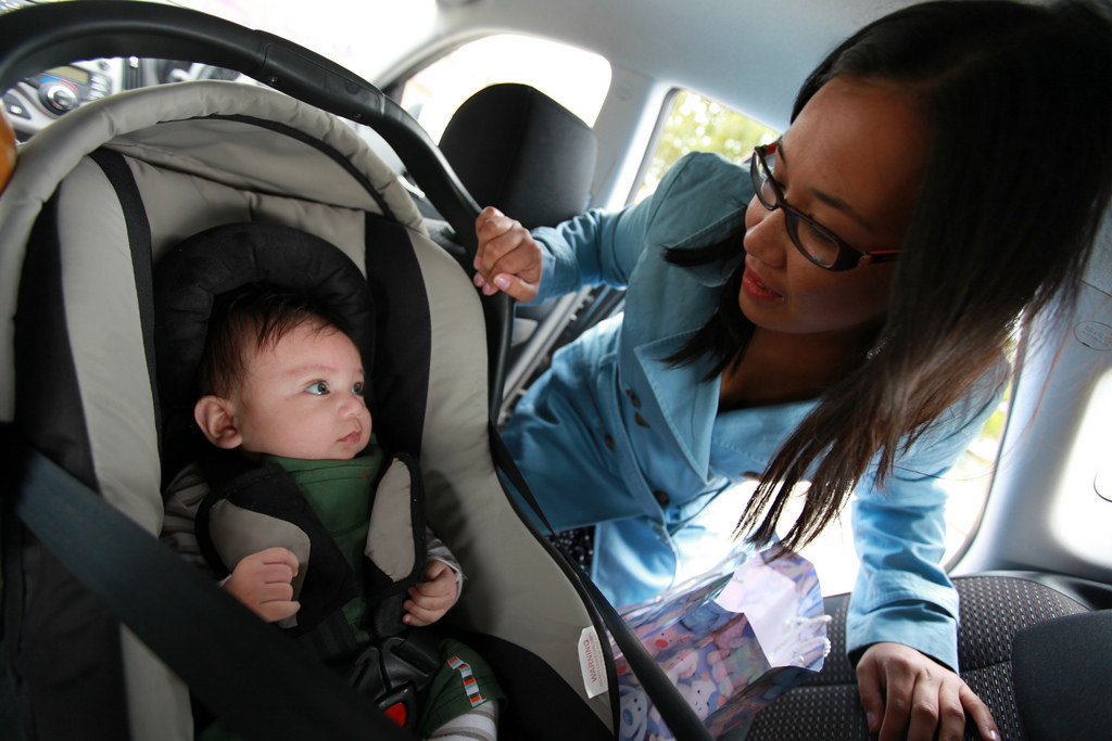 Should A Car Seat Be Replaced After An Accident