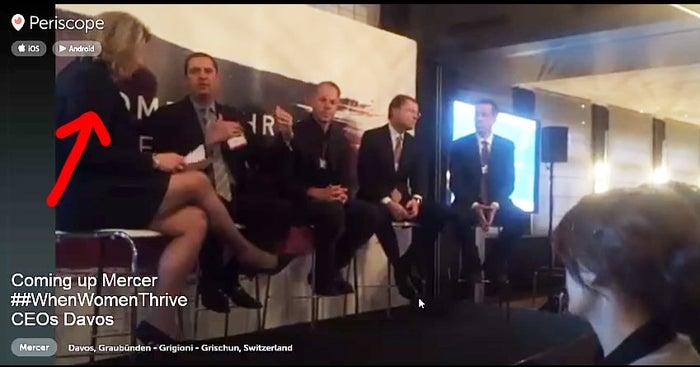 Ladies make the best lady panel moderators.