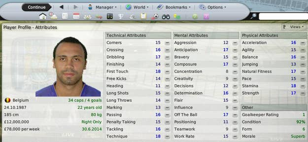 Can You Identify These Football Manager Wonderkids?