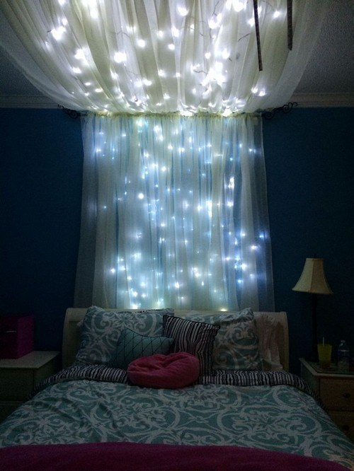 messagenote.com & 14 DIY Canopies You Need To Make For Your Bedroom