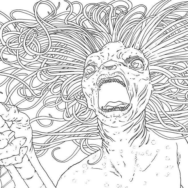 This Stunning Harry Potter Coloring Book Exists And You\'ll Want To ...