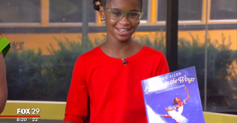 This 11-Year-Old Girl Started A Project To Get More Diverse Books In Schools