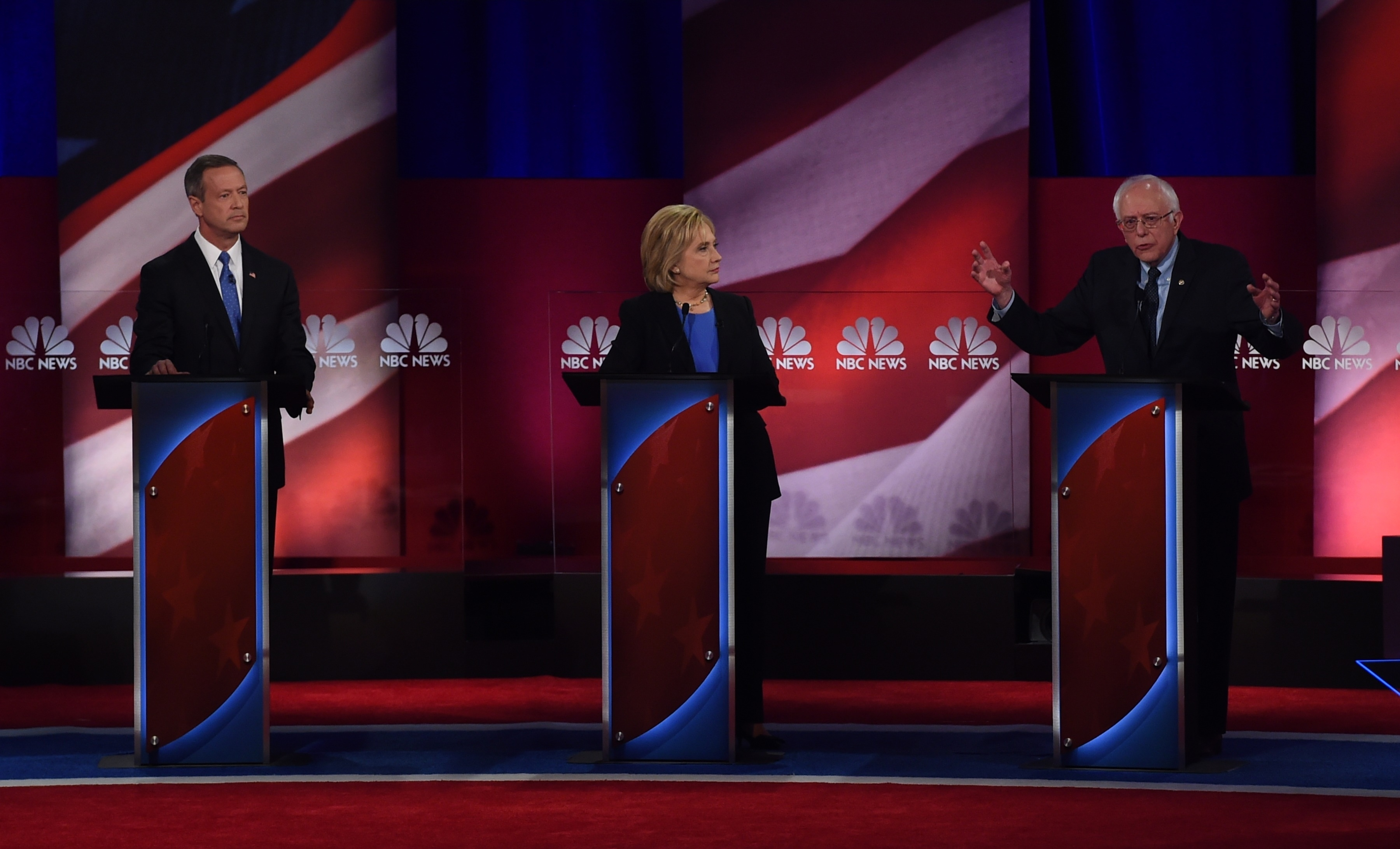 MSNBC, Union Leader To Hold Unsanctioned Democratic Debate In New Hampshire