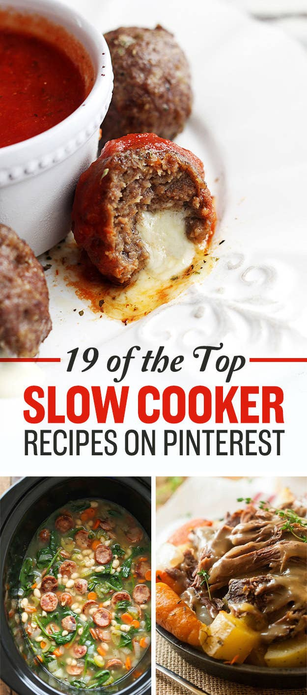 Here are 19 insanely popular crock pot recipes share on facebook share share on pinterest forumfinder Gallery