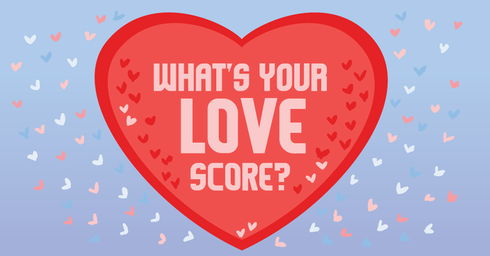 The Buzzfeed Love Test
