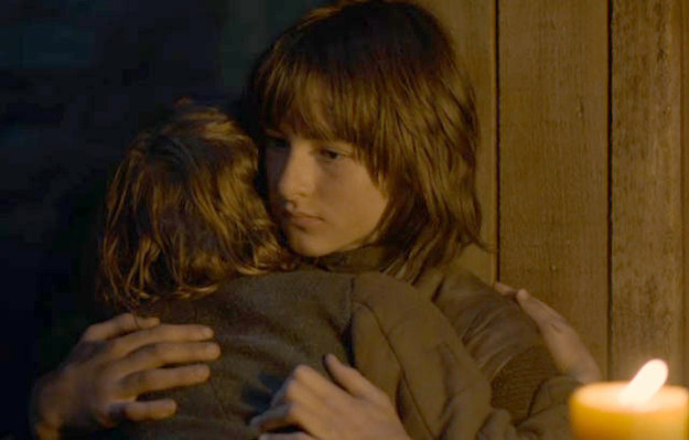 Bran and Rickon will reappear (having both gone through puberty).