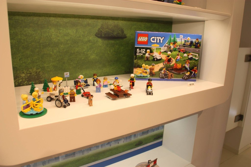 Lego Reportedly Responds To Requests For Inclusivity With New Toy In Wheelchair
