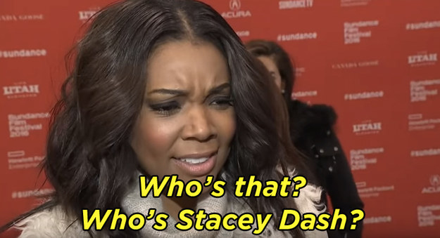 Image result for gabrielle union on stacey dash