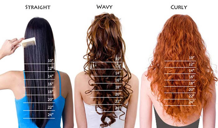 31 Charts That Ll Help You Have The Best Hair Of Your Life