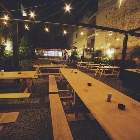 Precopeo en m xico df directorio general restaurantes for Bar roulant de jardin