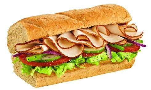 You may think sandwiches are great because they are delicious.