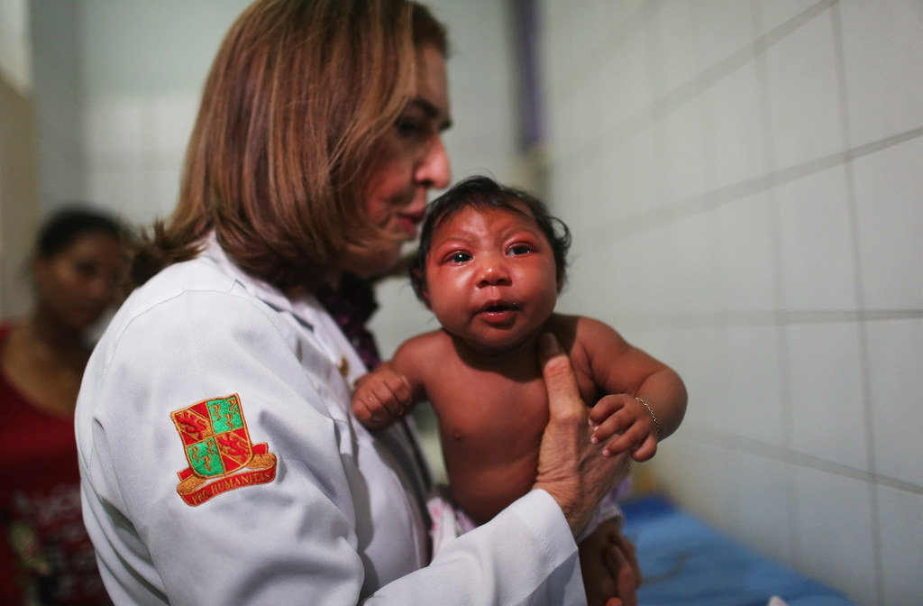 3 To 4 Million People In The Americas Could Become Infected With Zika In The Next Year