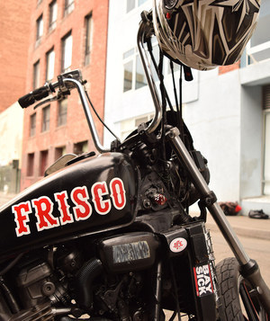 San Diego Motorcycle >> Want To Call It Frisco? Ask The Hells Angels