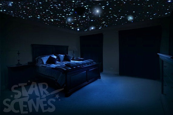 Move over, glow in the dark stars from the 90s.$48, Star Scenes.