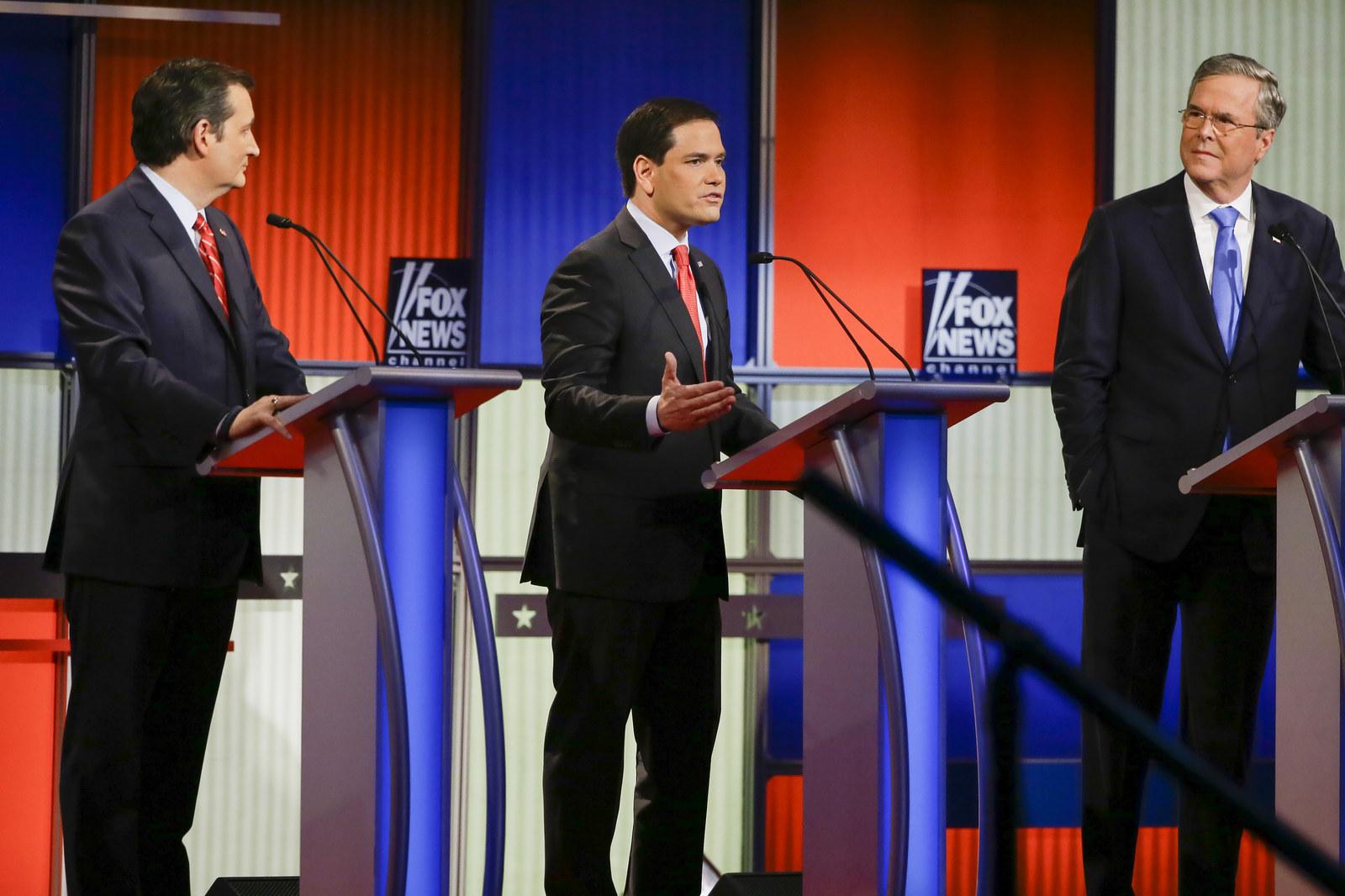Republican Candidates — Minus Donald Trump — Just Had The Best Immigration Debate Of 2016