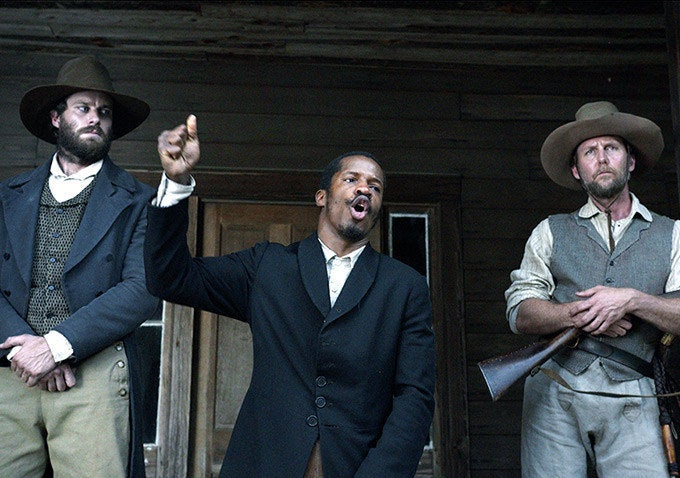 Directed by: Nate ParkerWritten by: Nate ParkerStarring: Nate Parker, Armie Hammer, Aja Naomi King, Jackie Earle Haley, Penelope Ann Miller, and Gabrielle UnionGoing to the premiere of Nate Parker's The Birth of a Nation was like attending an explosion. Parker's telling of Nat Turner's 1831 slave rebellion felt like a particularly meaningful convergence amid the United States' current crisis with racial politics — from police brutality to #OscarsSoWhite. After all, Parker, an actor, director, and writer who's most recognizable from his lead performance in Beyond the Lights, had spent seven years trying to make this movie. Its Sundance debut was a moment of triumph for him — one he shared with the entire cast, the movie's producers, and seemingly everyone else who had worked on it. Luckily for everyone there — and for future audiences — The Birth of a Nation is riveting, and yes, it is an achievement, winning both the Grand Jury Prize and the Audience Award in the U.S. Dramatic Competition at the festival. The story builds to the rebellion, which, when it comes, is an adept sequence of action set pieces propelled by sweet revenge. That's not all there is to The Birth of a Nation, though; Nat's slow radicalization takes up most of the story, which is where Parker-the-actor shines. The Birth of a Nation does have its weak spots, and they are glaring — its female characters are poorly drawn, and its magical realist element tries to serve as both exposition and catharsis, but instead looks cheap and feels cheesy. Read Willmore's review for her full take on the film. —K.A.Distribution: Oh my, yes. Fox Searchlight bought The Birth of a Nation for $17.5 million, a Sundance record.