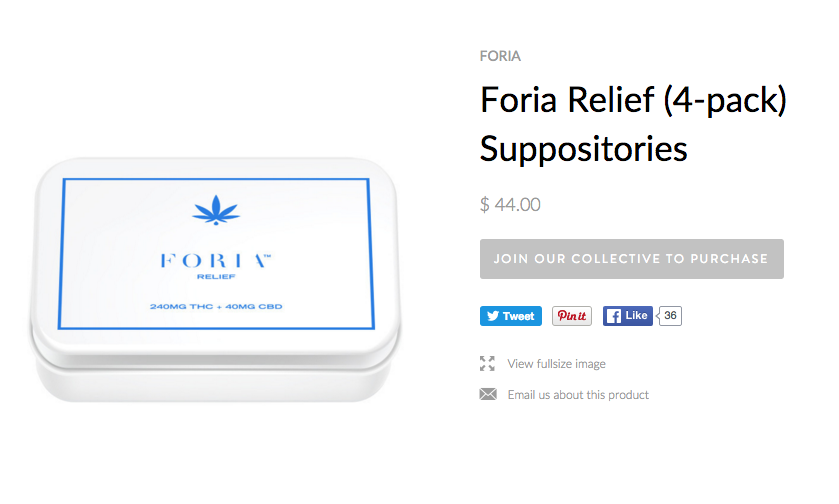 There's Now Weed For Menstrual Cramps That You Stick In Your Vagina