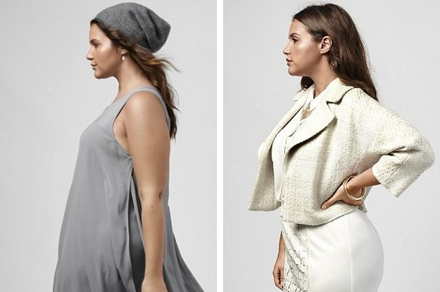 5c8fd0ce0f8 This Plus-Size Clothing Collaboration Is A Minimalist s Dream