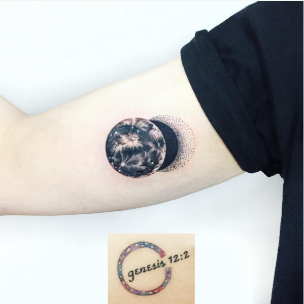 31 Magical Tattoos That You'll Never Regret
