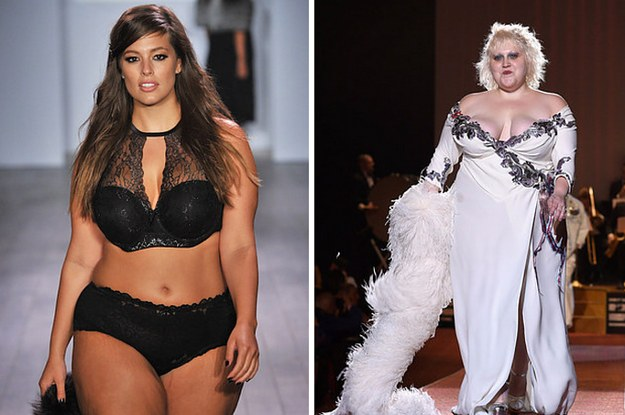 These Plus Size Models Absolutely Slayed At Fashion Week