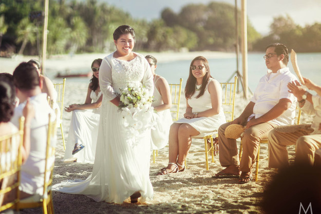 This Lesbian Couple Got Married In The Philippines And Its Heartwarming-5379