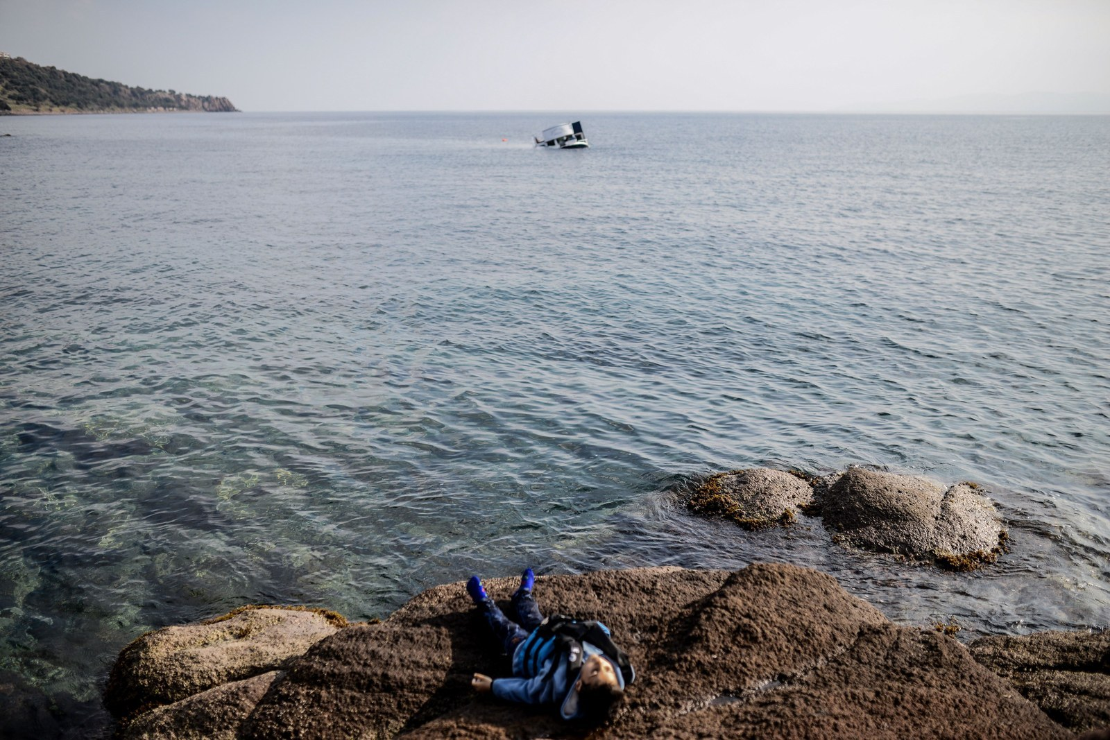 39 Refugees, Including 5 Children, Drown At Sea