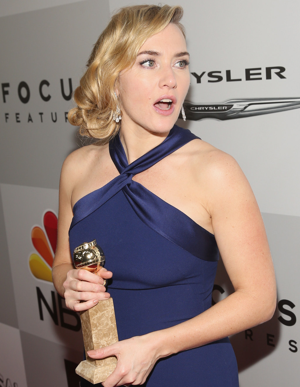 Kate Winslet Said The Sweetest Thing About Leonardo DiCaprio On The Red Carpet