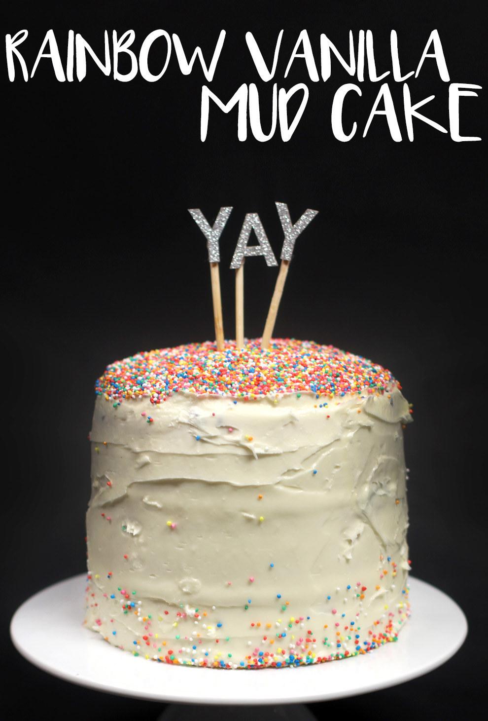 We Made Woolies Mud Cakes Look Fucking Fancy