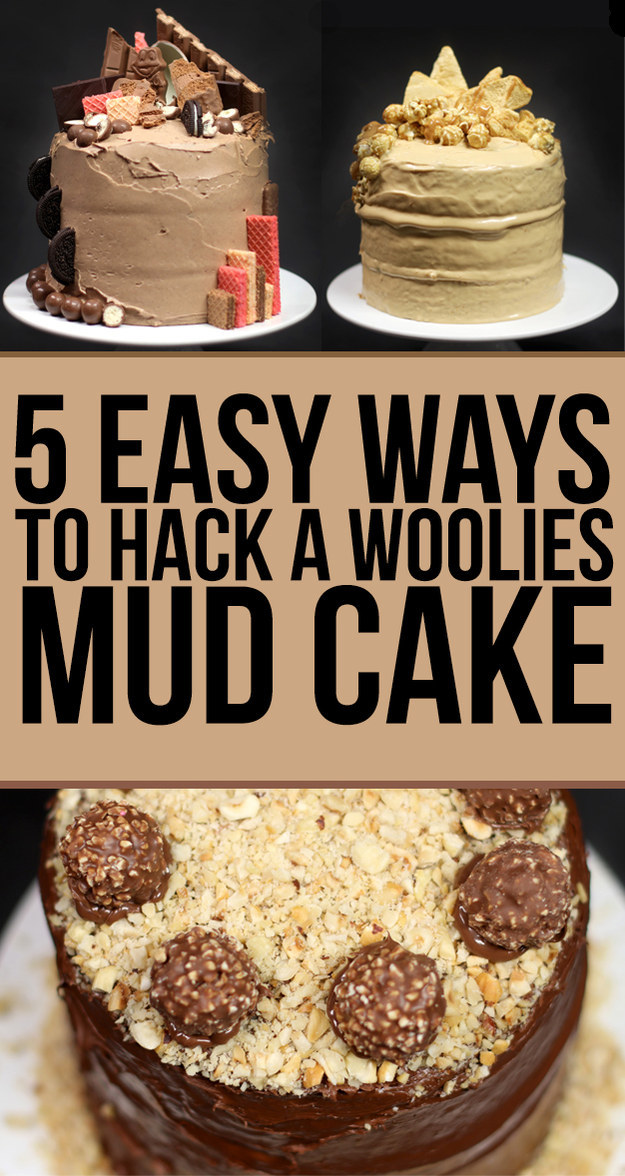 Birthday Cakes Woolworths ~ We made woolies mud cakes look fucking fancy