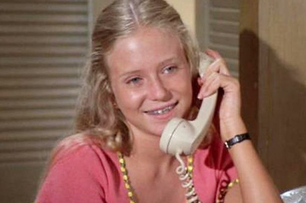 "The Original Jan From ""The Brady Bunch"" Was The Shop ..."