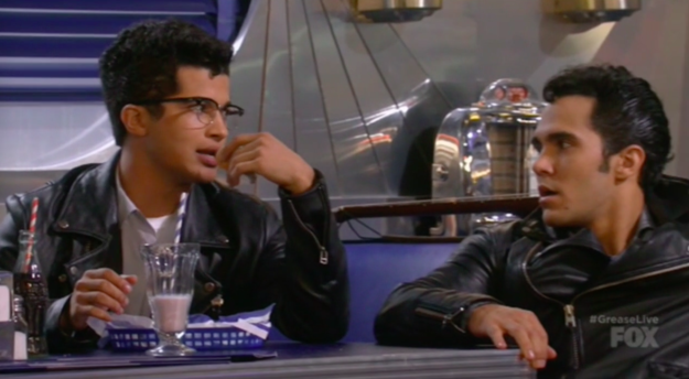 """Everyone Has A Crush On Doody In """"Grease: Live"""""""