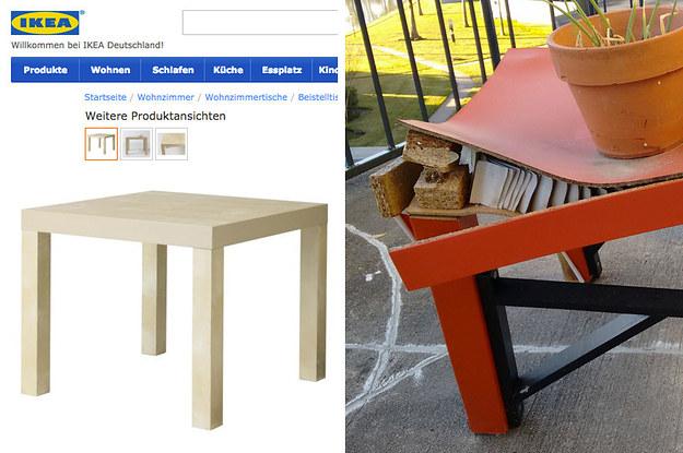 So Sieht Dein Ikea Tisch Von Innen Aus