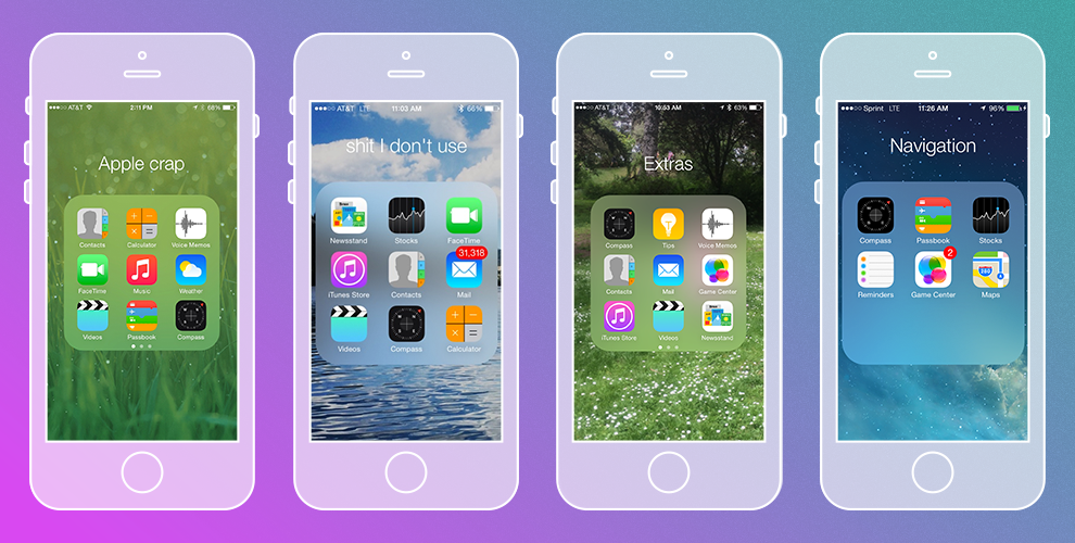 You Can Finally Get Rid Of Your iPhone's Dumb Default Apps