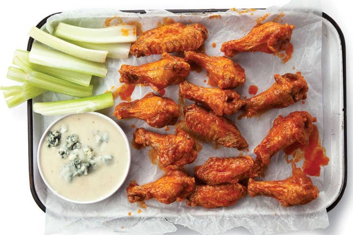 11 amazing chicken wings from around the world buffalo wings edible art reallyt the recipe here forumfinder Images