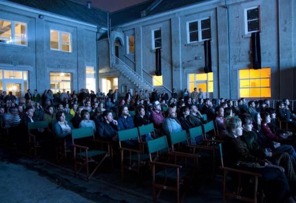The Shadow Electric is a rather eclectic take on outdoor cinema. It takes place in a courtyard of Abbotsford Convent, a creative hub 4km outside of Melbourne's CBD. The seats are made to mimic old-school director's chairs, and the programme stretches from box office hits to documentaries such as the Australian premiere of Blur: New World Towers. There's even a ping pong table to entertain yourself before your film. The Shadow Electric runs until March 9.