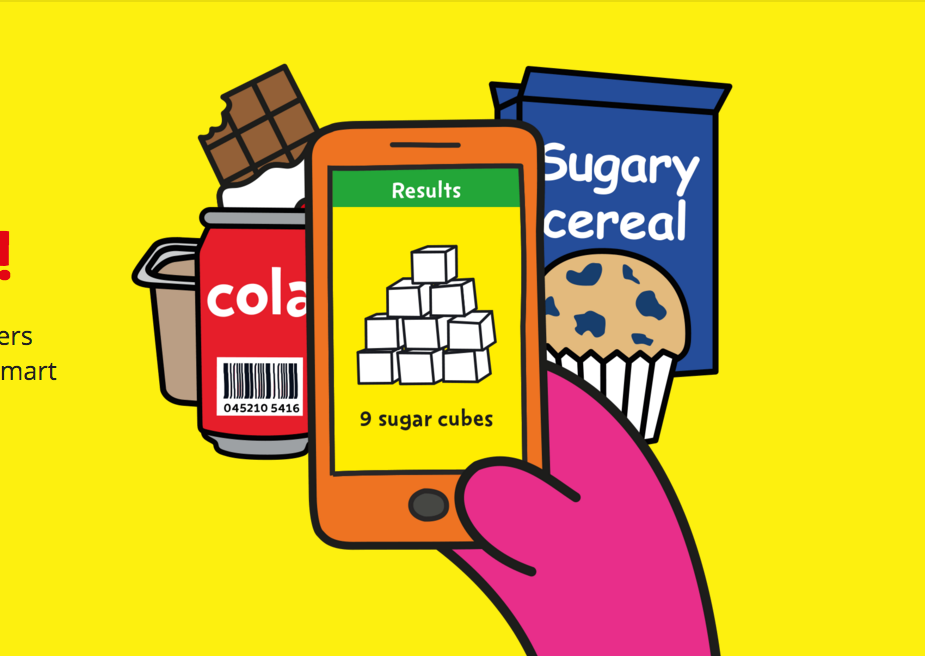 New App Scans Thousands Of Food Packets To Reveal Hidden Sugar