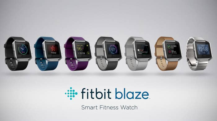 Yesterday Fitbit unveiled its latest device, Blaze, designed to take on the Apple Watch.
