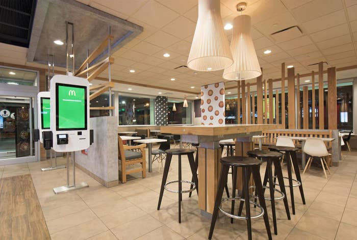 After 60 Years Mcdonald S Is Getting Rid Of Its Cafeteria