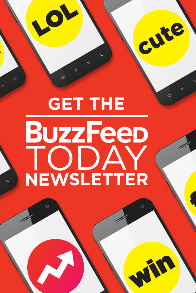 Get The Best Of BuzzFeed Each Day With Our Daily Newsletter