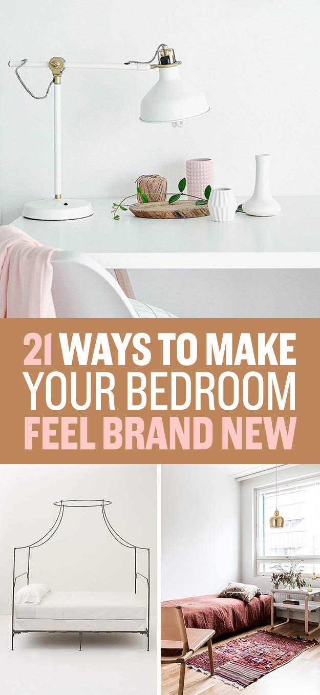 4 Inexpensive Ways To Upgrade Your Bedroom