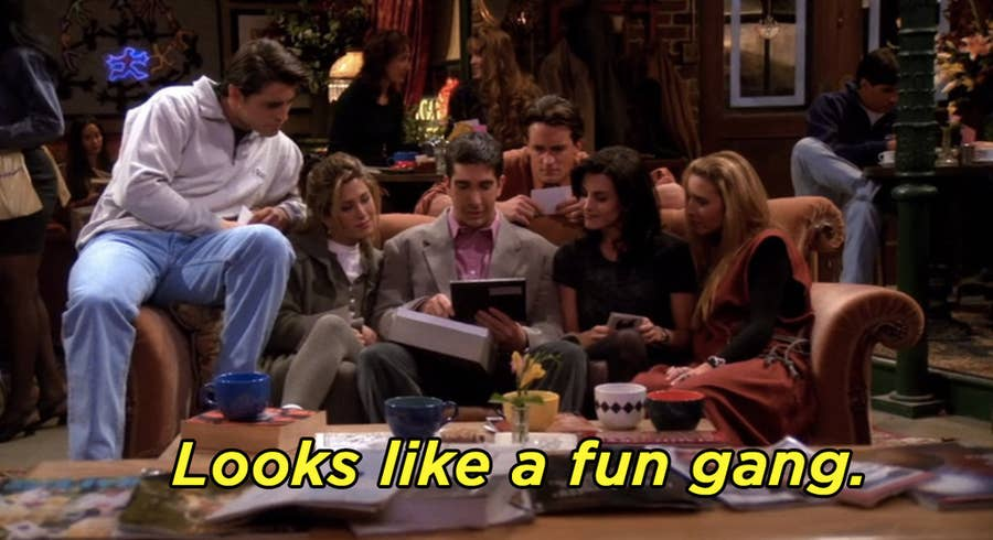 49 Friends Lines For When You Need An Instagram Caption