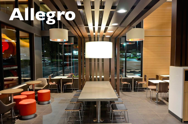 "Mcdonalds Interior Design after 60 years, mcdonald's is getting rid of its ""cafeteria look"""