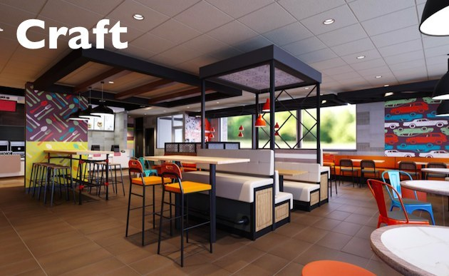 After 60 Years McDonalds Is Getting Rid Of Its Cafeteria Look