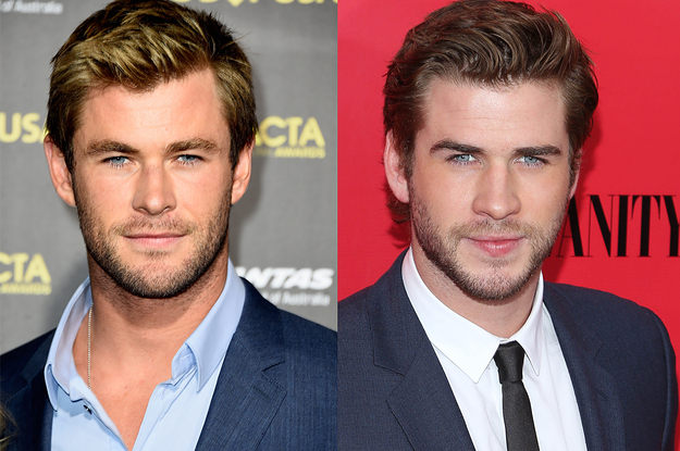 Should Liam Hemsworth Or Chris Hemsworth Be Your Valentine?