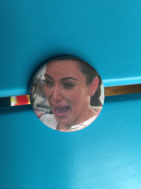 15 Iconic Items For Everyone Who Loves Kim Kardashian's Crying Face