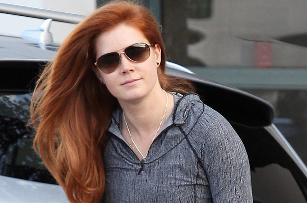 All Amy Adams Has To Do Is Walk And It Looks Like She's In ...
