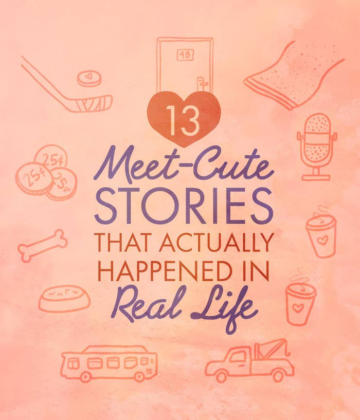 13 Meet-Cute Stories That Actually Happened In Real Life