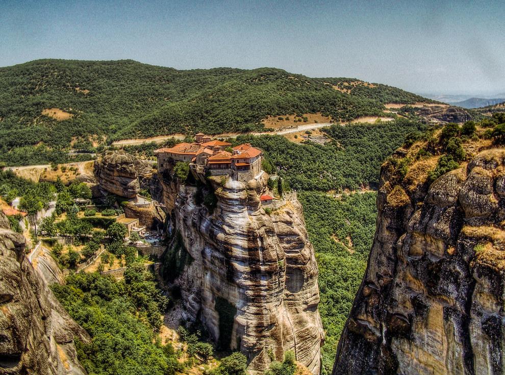 Meteora -- Grécia