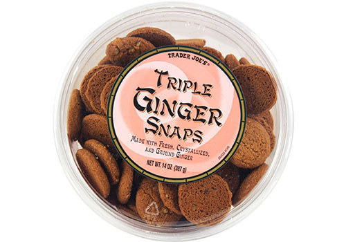 Triple Ginger Snaps